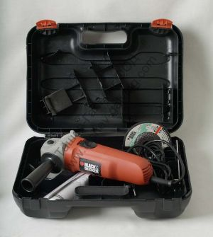 Ъглошлайф BLACK&DECKER CD115K /710 W - 115мм/
