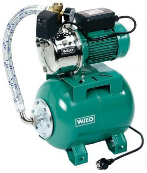 Хидрофорна помпа  Wilo HWJ 202 X /870W/  24л
