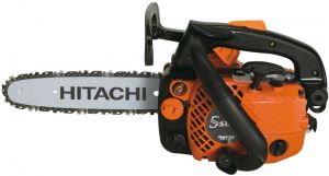 Бензинова резачка HITACHI CS25EC с дължина на шината 25см