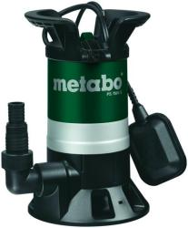 Потопяема водна помпа METABO PS 7500 S /450W,воден стълб 5м/