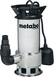 Потопяема водна помпа Metabo PS 18000 SN /1100W,воден стълб 11м/