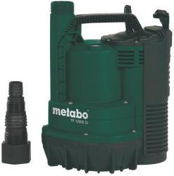 Потопяема помпа за чиста вода Metabo TP 12000 SI  /600W,воден стълб 9м/