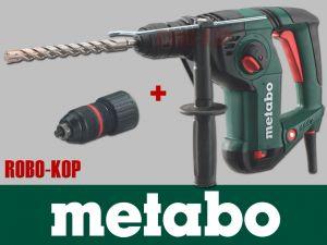 Перфоратор SDS+ Metabo KHE3251 800W с допълнителен патронник