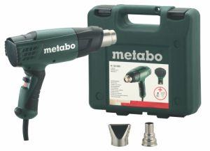 Пистолет за горещ въздух в куфар+дюзи Metabo H 16-500 1600W