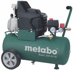 Компресор Metabo BASIC 250-24 W  /1500W,8bar/