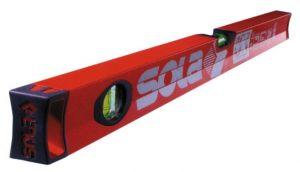 Алуминиев нивелир Sola BIG X / 1200 мм /