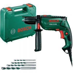 Ударна бормашина Bosch PSB 570 RE 570W