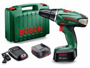 Винтоверт Bosch PSR 14.4 V,1.2Ah