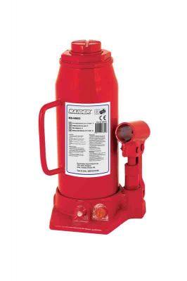 Крик хидравличен тип бутилка RAIDER RD-HB04 4T/340mm