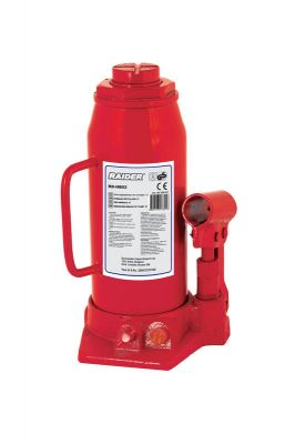 Крик хидравличен тип 'бутилка' RAIDER RD-HB15 15T/425mm