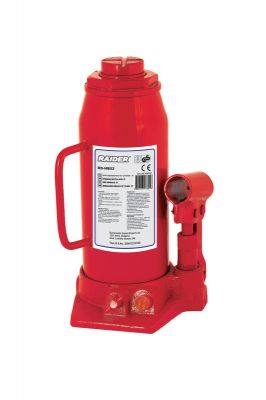 Крик хидравличен тип 'бутилка' RAIDER RD-HB50 50T/405mm