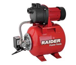 Хидрофор RAIDER RD-WP800 800W