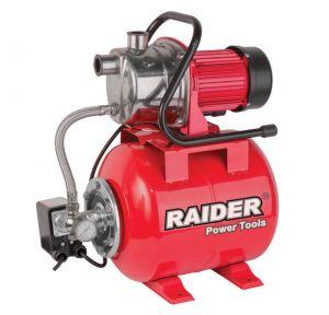 Хидрофор RAIDER RD-WP1200 1200W