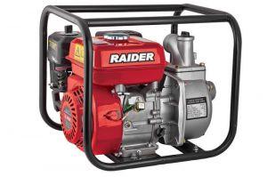 Помпа водна бензинова RAIDER RD-GWP01 4.1Kw