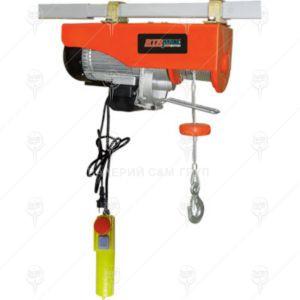 Лебедка електрическа RTRMAX RTM450 /250/500kg, 1000W/