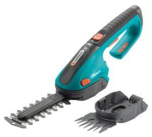 Комплект акумулаторни ножици за трева и храсти CLASSICCUT GARDENA /3,6V, 1,45AH, 8 СМ./