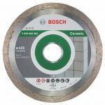 Диск диамантен за рязане на керамика Bosch FPE ECO 125x22.23mm