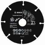 Диск карбиден универсален за рязане Bosch  Multi Weel 125x22.23mm