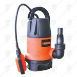 Потопяема помпа за мръсна вода с поплавък Premium WP750D,750W,5m