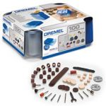 Шлайфгрифер Dremel 720 универсален комплект за полиране 100 части